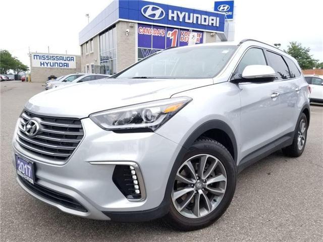 2017 Hyundai Santa Fe XL Premium (Stk: op9703) in Mississauga - Image 1 of 22