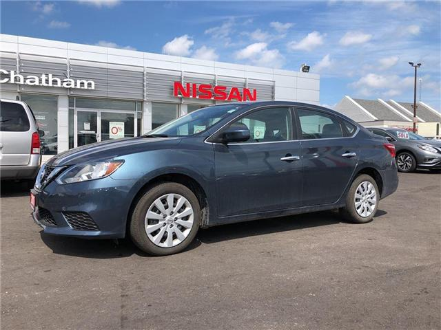 2017 Nissan Sentra  (Stk: 8183A) in Chatham - Image 2 of 8