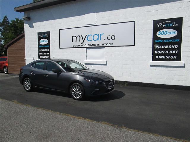 2015 Mazda Mazda3 GS (Stk: 181199) in Richmond - Image 2 of 13