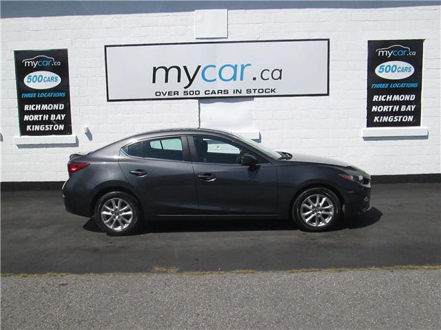 2015 Mazda Mazda3 GS (Stk: 181199) in Richmond - Image 1 of 13