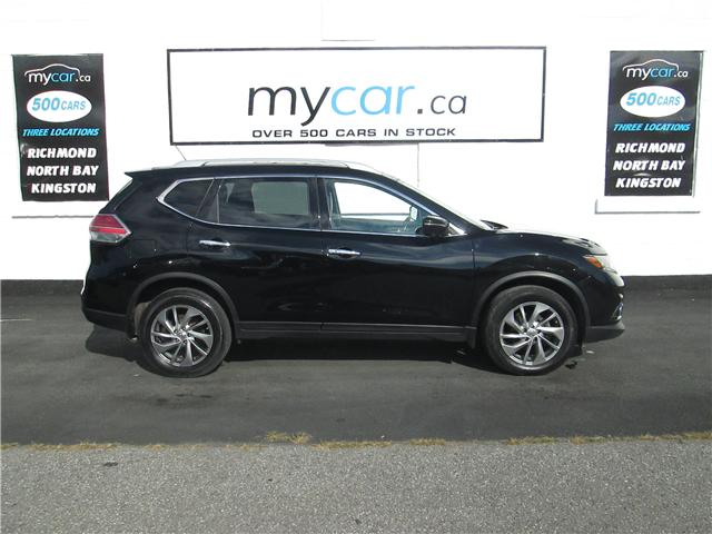 2015 Nissan Rogue SL (Stk: 181195) in Richmond - Image 1 of 14