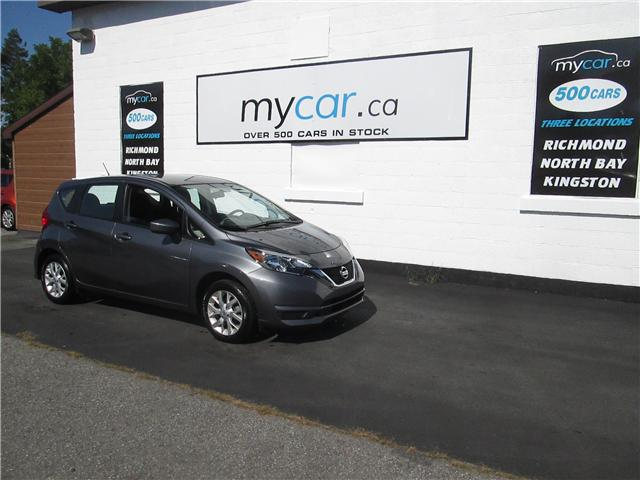2018 Nissan Versa Note 1.6 SV (Stk: 181245) in Richmond - Image 2 of 13