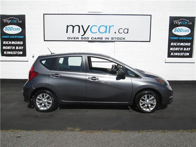2018 Nissan Versa Note 1.6 SV (Stk: 181245) in Kingston - Image 1 of 13