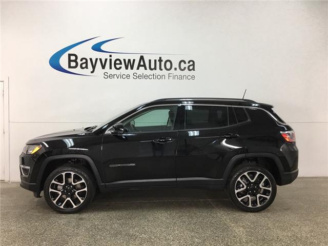 2017 Jeep Compass Limited (Stk: 33454W) in Belleville - Image 1 of 29