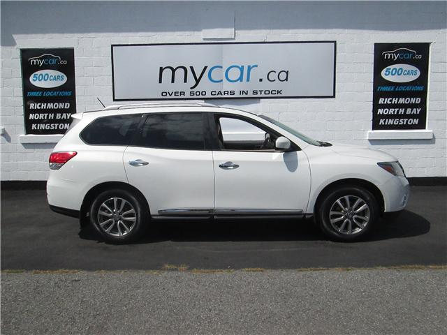 2013 Nissan Pathfinder SL (Stk: 181125) in Richmond - Image 1 of 14