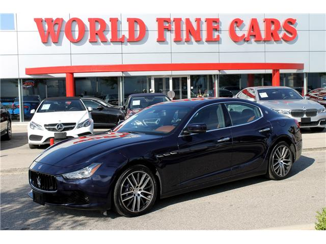 2014 Maserati Ghibli S Q4 (Stk: 15976) in Toronto - Image 1 of 26