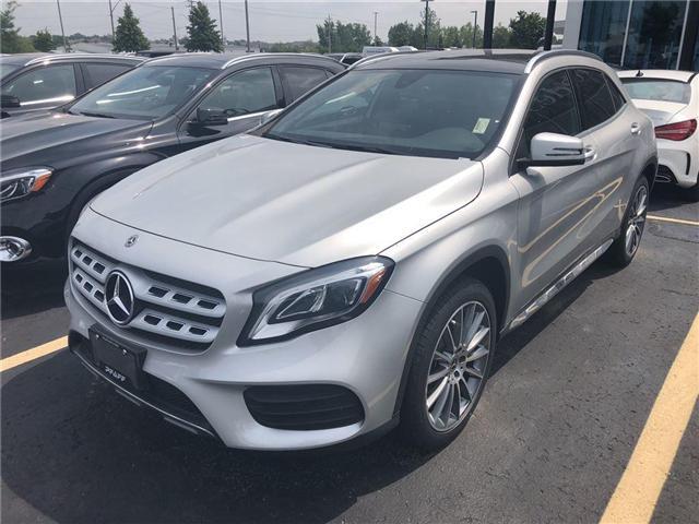 2018 Mercedes-Benz GLA 250 Base (Stk: 37851) in Kitchener - Image 1 of 5