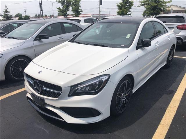 2018 Mercedes-Benz CLA 250 Base (Stk: 38173) in Kitchener - Image 1 of 5
