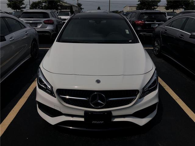 2018 Mercedes-Benz CLA 250 Base (Stk: 38173) in Kitchener - Image 2 of 5