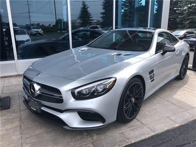 2018 Mercedes-Benz AMG SL 63 Base (Stk: 38247) in Kitchener - Image 1 of 5