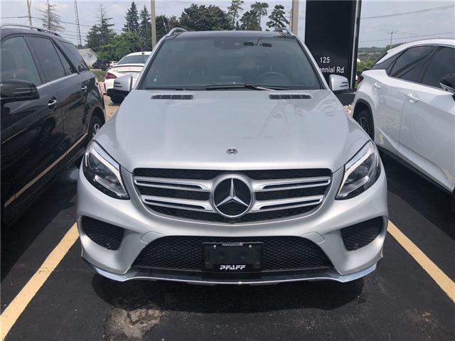 2018 Mercedes-Benz GLE 400 Base (Stk: 38279) in Kitchener - Image 2 of 5