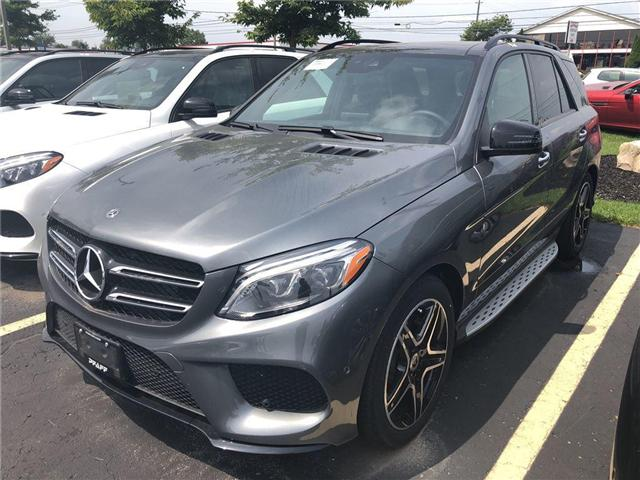2018 Mercedes-Benz GLE 400 Base (Stk: 38327) in Kitchener - Image 1 of 5