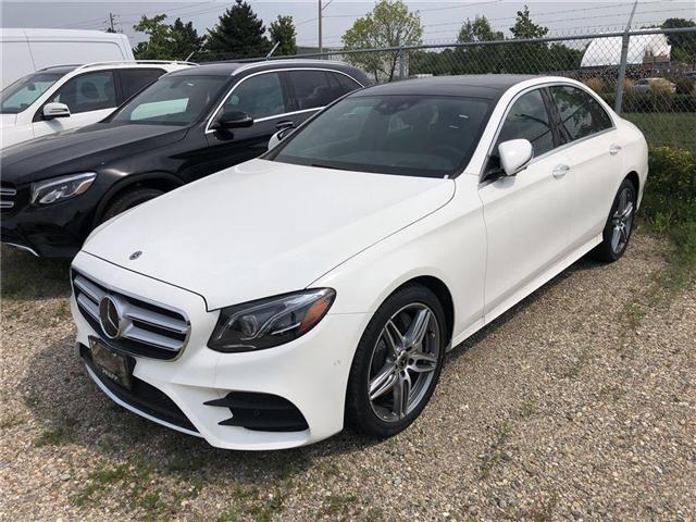 2018 Mercedes-Benz E-Class Base (Stk: 38357) in Kitchener - Image 1 of 5