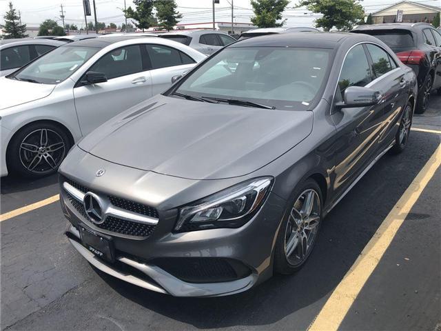 2018 Mercedes-Benz CLA 250 Base (Stk: 38363) in Kitchener - Image 1 of 5
