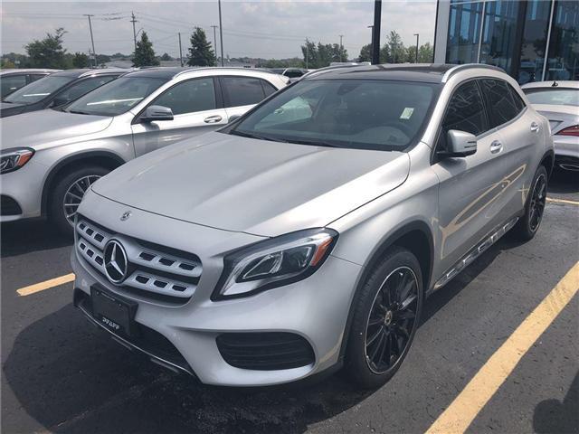 2018 Mercedes-Benz GLA 250 Base (Stk: 38386) in Kitchener - Image 1 of 5