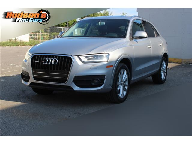 2015 Audi Q3 2.0T Technik (Stk: 05357) in Toronto - Image 1 of 24