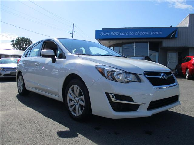 2015 Subaru Impreza 2.0i Touring Package (Stk: 180891) in Richmond - Image 1 of 12