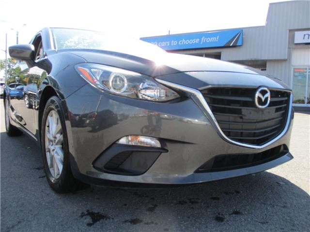 2015 Mazda Mazda3 GS (Stk: 181037) in Kingston - Image 1 of 11