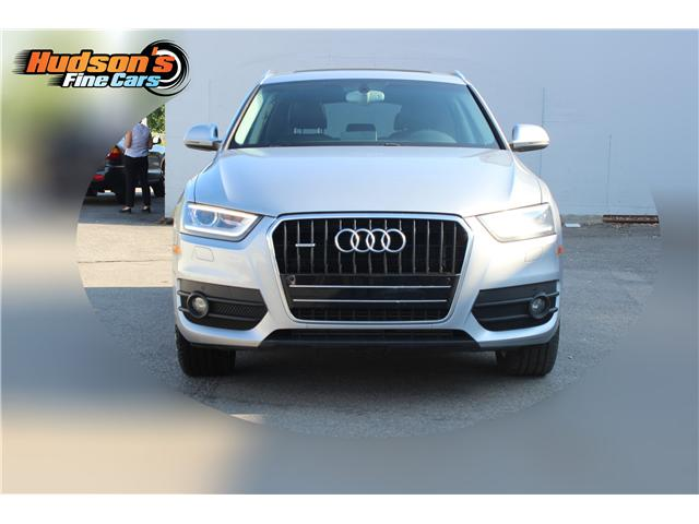 2015 Audi Q3 2.0T Technik (Stk: 05357) in Toronto - Image 2 of 24