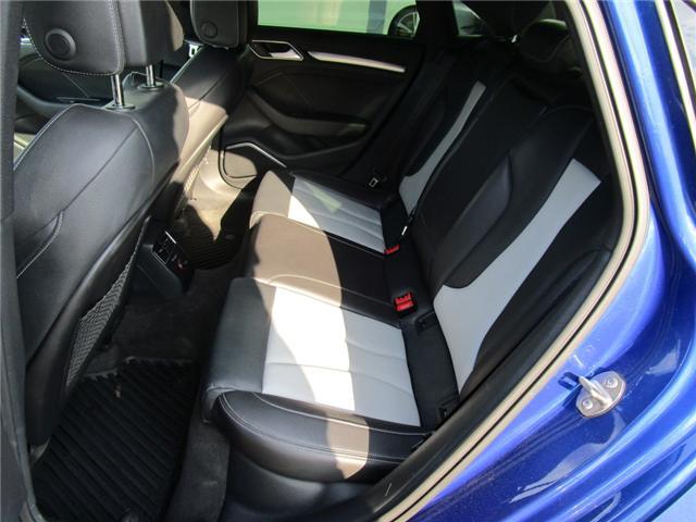2016 Audi S3 2.0T Technik (Stk: 1802792) in Regina - Image 10 of 20
