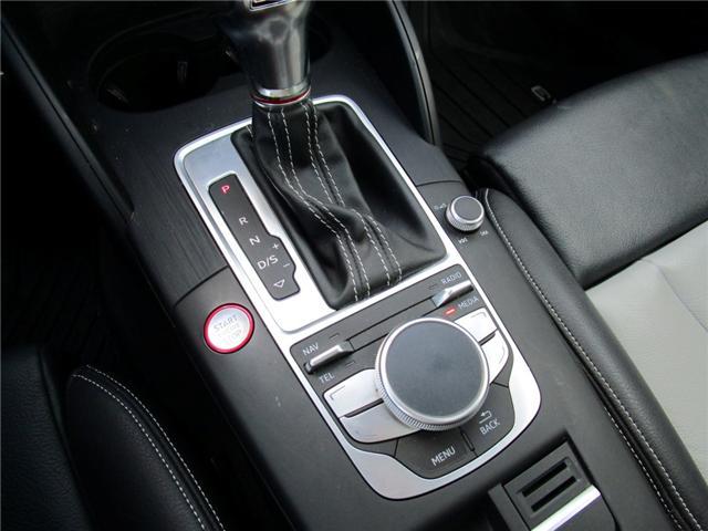 2016 Audi S3 2.0T Technik (Stk: 1802792) in Regina - Image 17 of 20