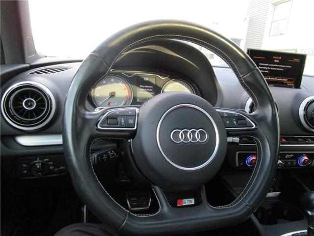 2016 Audi S3 2.0T Technik (Stk: 1802792) in Regina - Image 13 of 20