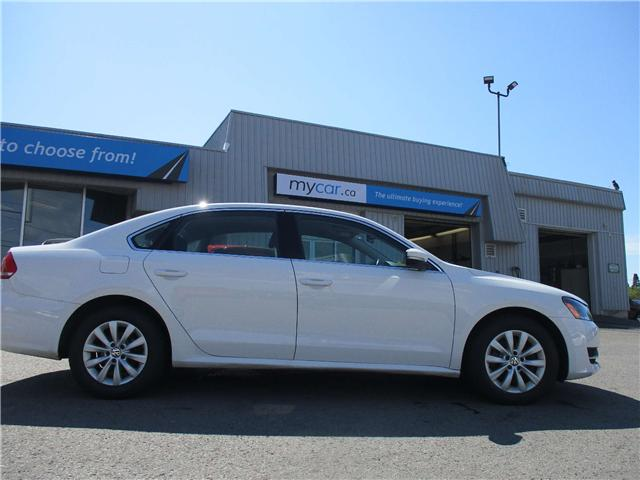 2014 Volkswagen Passat 2.5L Trendline (Stk: 180850) in Richmond - Image 2 of 11