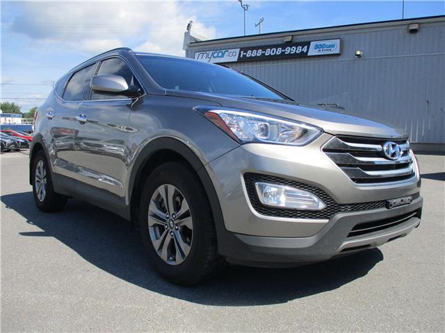 2016 Hyundai Santa Fe Sport 2.4 Base (Stk: 181031) in Kingston - Image 1 of 11