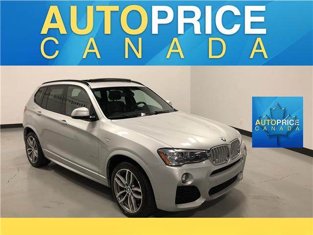 2016 BMW X3 xDrive28i (Stk: W9724) in Mississauga - Image 1 of 28