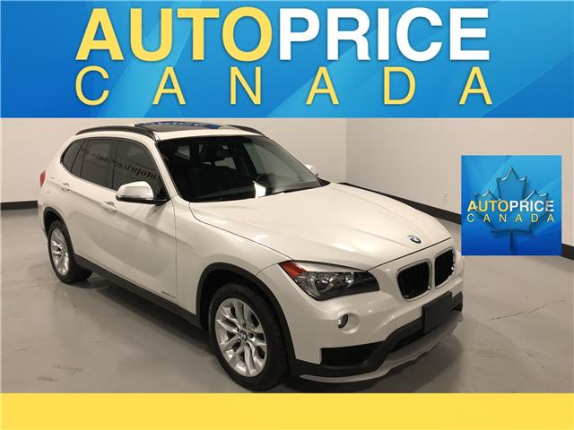 2015 BMW X1 xDrive28i (Stk: F9751) in Mississauga - Image 1 of 27
