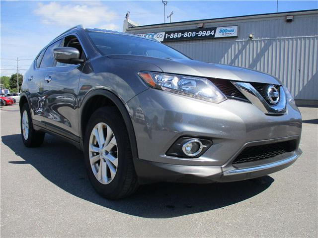 2015 Nissan Rogue SV (Stk: 181079) in Kingston - Image 1 of 13