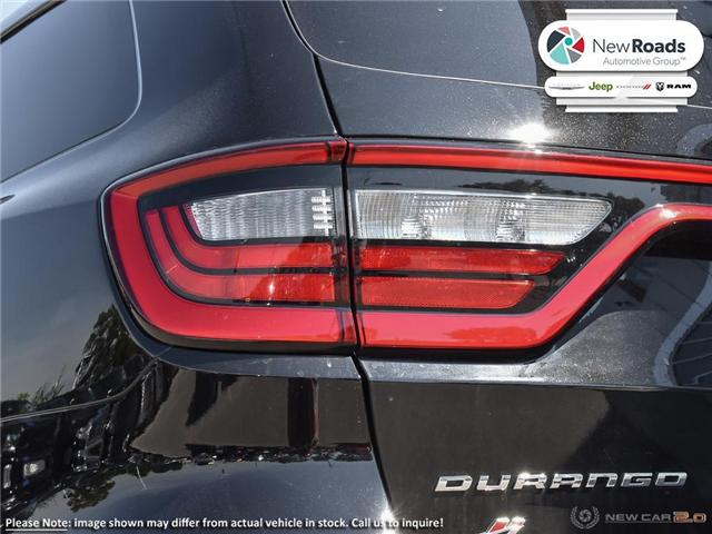 2018 Dodge Durango SRT (Stk: D18023) in Newmarket - Image 10 of 10