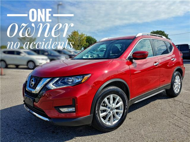 2017 Nissan Rogue SV (Stk: JC836863A) in Cobourg - Image 1 of 33