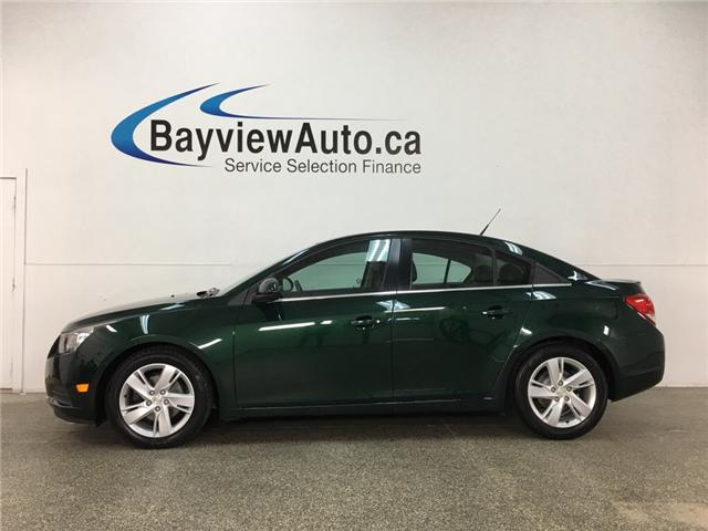 2014 Chevrolet Cruze DIESEL (Stk: 33344W) in Belleville - Image 1 of 24