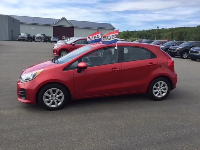 2017 Kia Rio5 LX+ (Stk: 6795640) in Antigonish / New Glasgow - Image 1 of 10