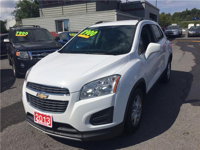 2013 Chevrolet Trax 1LT (Stk: 2379) in Kingston - Image 1 of 11