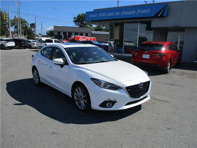 2014 Mazda Mazda3 GT-SKY (Stk: 181042) in Richmond - Image 1 of 14