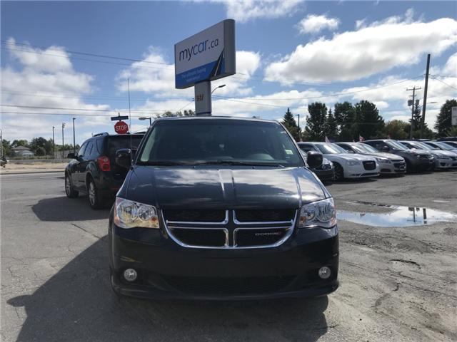 2017 Dodge Grand Caravan Crew (Stk: 181208) in North Bay - Image 2 of 15