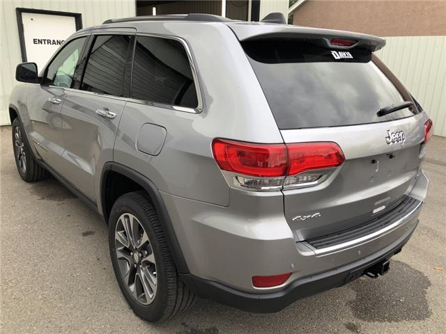 2018 Jeep Grand Cherokee Limited (Stk: 13630) in Fort Macleod - Image 3 of 23