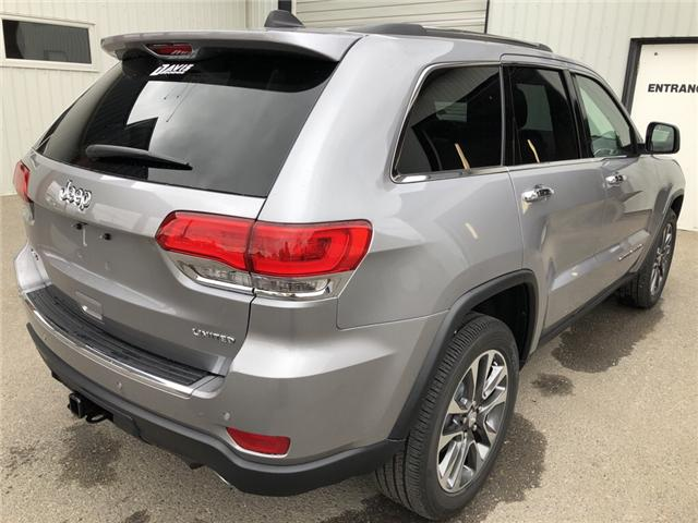 2018 Jeep Grand Cherokee Limited (Stk: 13630) in Fort Macleod - Image 6 of 23