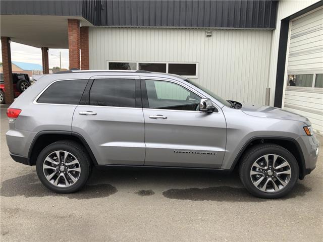 2018 Jeep Grand Cherokee Limited (Stk: 13630) in Fort Macleod - Image 7 of 23