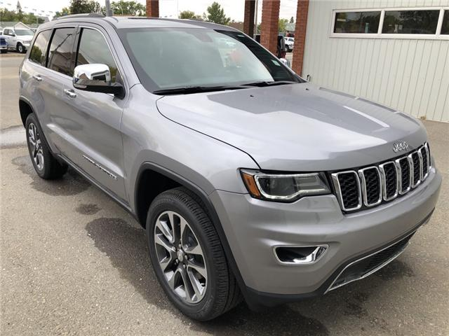2018 Jeep Grand Cherokee Limited (Stk: 13630) in Fort Macleod - Image 8 of 23