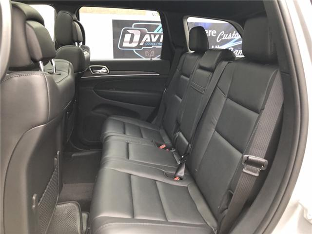 2018 Jeep Grand Cherokee Limited (Stk: 13630) in Fort Macleod - Image 11 of 23