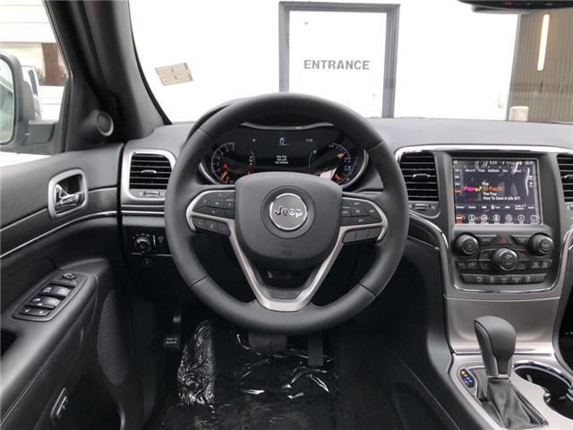 2018 Jeep Grand Cherokee Limited (Stk: 13630) in Fort Macleod - Image 13 of 23