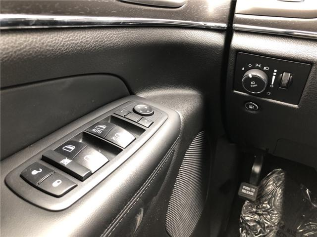 2018 Jeep Grand Cherokee Limited (Stk: 13630) in Fort Macleod - Image 15 of 23