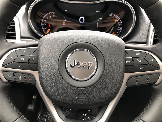 2018 Jeep Grand Cherokee Limited (Stk: 13630) in Fort Macleod - Image 16 of 23