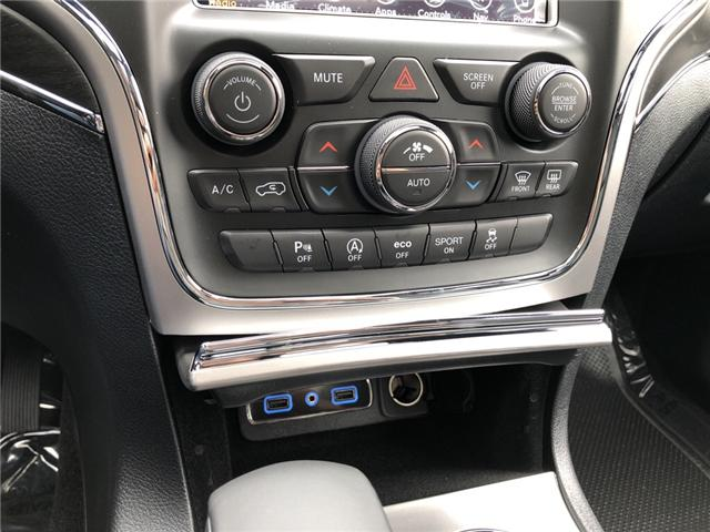 2018 Jeep Grand Cherokee Limited (Stk: 13630) in Fort Macleod - Image 20 of 23