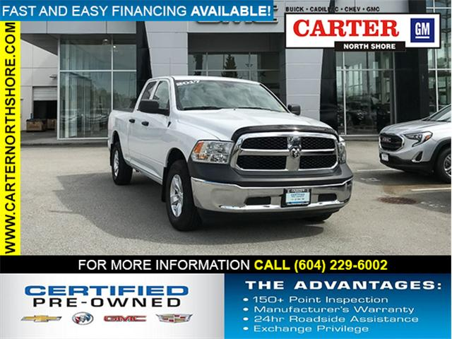 2017 RAM 1500 ST (Stk: 971150) in Vancouver - Image 1 of 26