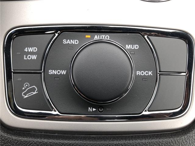 2018 Jeep Grand Cherokee Limited (Stk: 13630) in Fort Macleod - Image 21 of 23