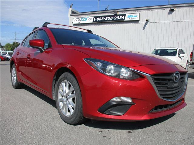2015 Mazda Mazda3 GS (Stk: 181109) in Kingston - Image 1 of 11